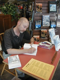 Brian Rouff Book Signing
